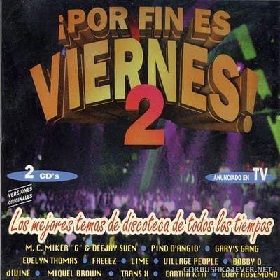 [Max Music] Por Fín Es Viernes vol 2 [1992] / 2xCD
