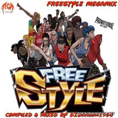 DJ Dragon1965 - Freestyle Megamix 2021