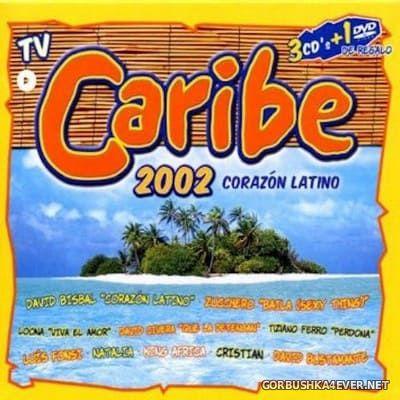 [Vale Music] Caribe 2002 - Corazon Latino [2002] / 3xCD