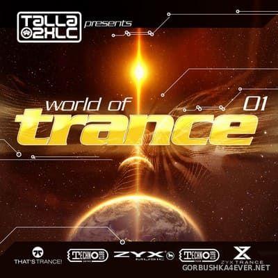 [ZYX] World Of Trance 01 [2021]