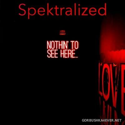 Spektralized - Nothin To See Here - Nothin To Remix [2021] / 2xCD