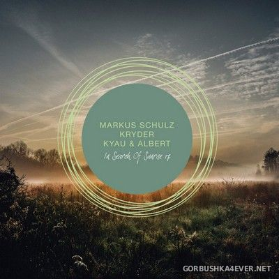 In Search Of Sunrise 17 [2021] / 3xCD / Mixed By Markus Schulz, Kryder & Kyau and Albert