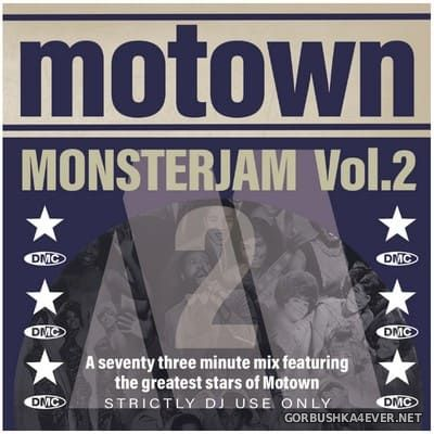 [DMC] Motown Monsterjam 2 [2021] Mixed By Rod Layman