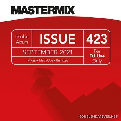 Mastermix Issue 423 [2021] September / 2xCD