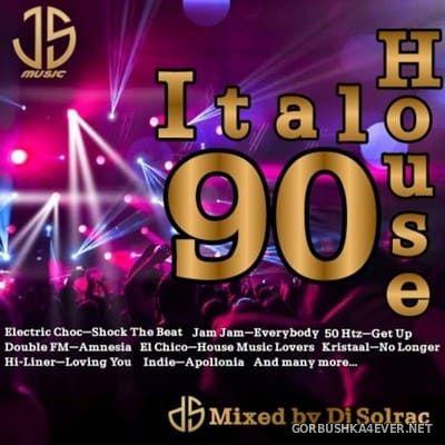 DJ Solrac - 90s Italo House [2021]