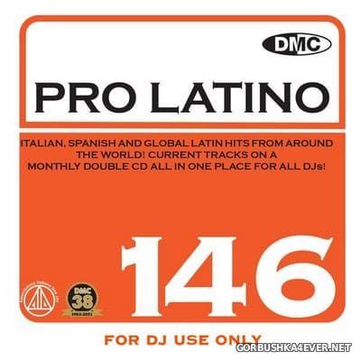 [DMC] Pro Latino vol 146 [2021] / 2xCD