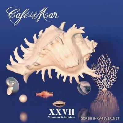 Cafe Del Mar XXVII (vol 27) [2021] / 2xCD