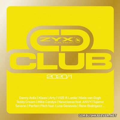 [ZYX] CD Club 2020/1 [2020] / 2xCD