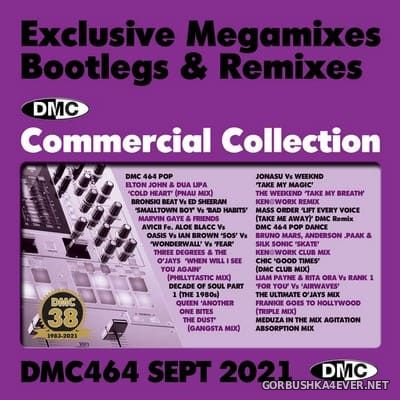 DMC Commercial Collection vol 464 [2021] September / 2xCD