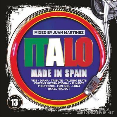 [Maxi Music] Italo Made In Spain vol 13 [2021] / 2xCD
