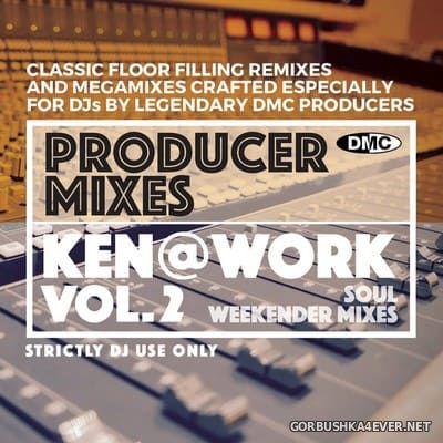[DMC] Producer Mixes - Ken@Work vol 2 [2021]