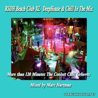Marc Hartman - Deep Nu Disco XL [2021]