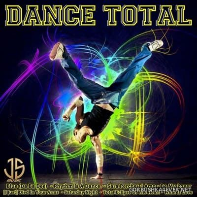 Dance Total [2021] Mixed By Jose Palencia