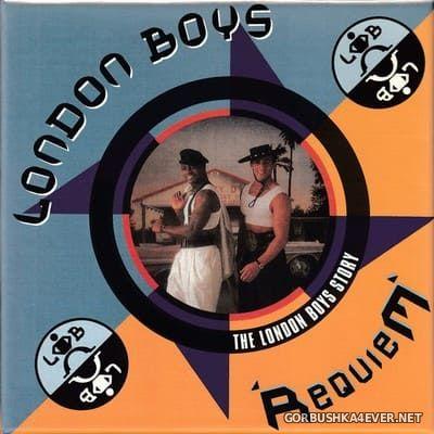 London Boys - Requiem (The London Boys Story) [2021] / 5xCD / Remastered Boxset