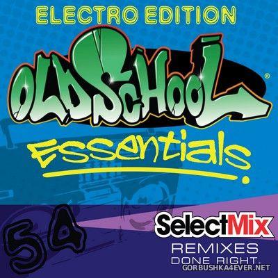 [Select Mix] Old School Essentials vol 54 [2021]