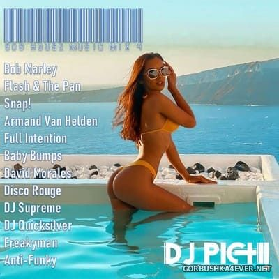 DJ Pich - 90's House Mix 4 [2021]