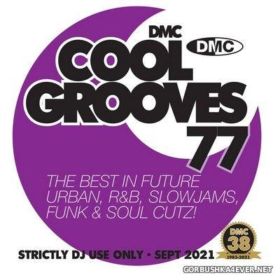 [DMC] Cool Grooves vol 77 [2021]