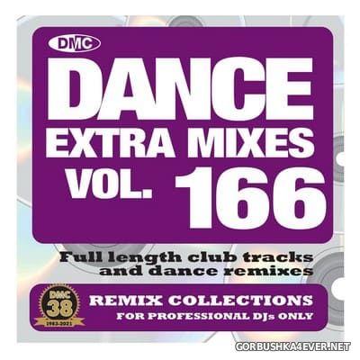[DMC] Dance Extra Mixes 166 [2021]