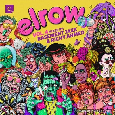 [Cr2 Records] Elrow vol 4 [2019] / 2xCD / Mixed By Basement Jaxx & Richie Ahmed