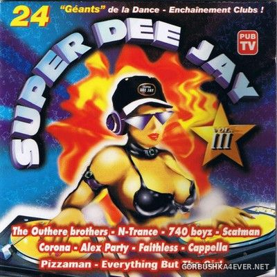 [On The Beat] Super Dee Jay vol 3 [1995]