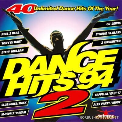 [Telstar] Dance Hits 94 vol 2 [1994] / 2xCD