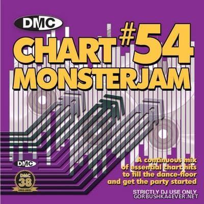 [DMC] Monsterjam - Chart 54 [2021] Mixed By Keith Mann