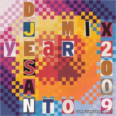 DJ Esanto - Yearmix 2009 [2010]