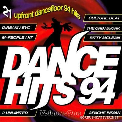 [Telstar] Dance Hits 94 vol 1 [1994]