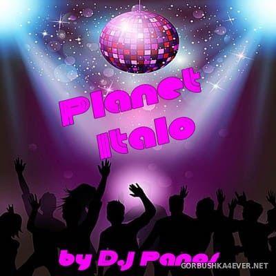 DJ Panos - Planet Italo [2021]