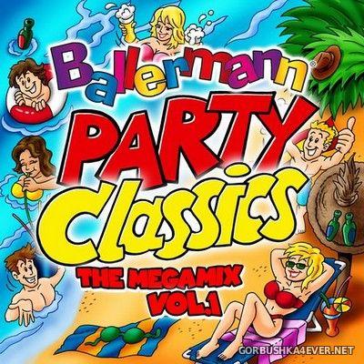 Ballermann Party Classics - The Megamix vol 1 [2021]