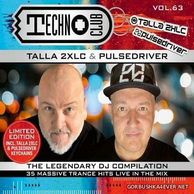 Techno Club vol 63 [2021] / 2xCD
