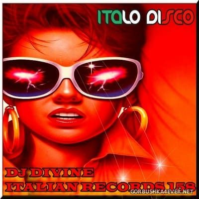 DJ Divine - Divine Italian Records 158 [2021]