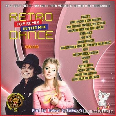 Retro Dance - Top Remix In The Mix 2021.3
