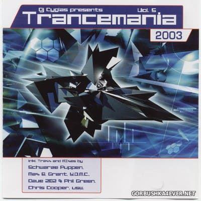 [TBA] Trancemania vol 5 [2003] Mixed By DJ Cyglas
