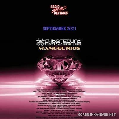 DJ Manuel Rios - Septiembre Mix 2021