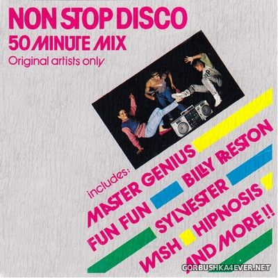 Non Stop Disco (50 Minute Mix) [1984] Mixed by Roffe Staar