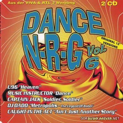 [ZYX] Dance N-R-G vol 6 [1996] / 2xCD