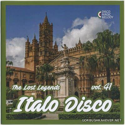 Italo Disco - The Lost Legends vol 41 [2021]