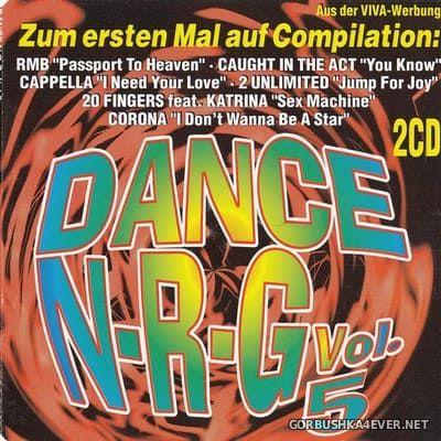 [ZYX] Dance N-R-G vol 5 [1996] / 2xCD