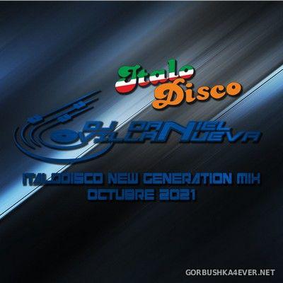 DJ Daniel Villanueva - Italodisco New Generation Mix [2021] October Edition