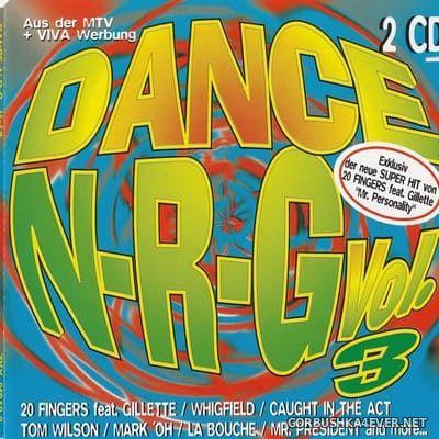 [ZYX] Dance N-R-G vol 3 [1995] / 2xCD