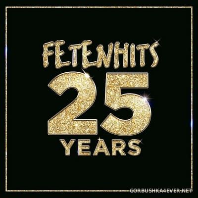 Fetenhits - 25 Years [2021] / 5xCD