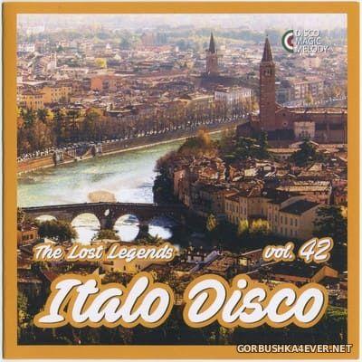 Italo Disco - The Lost Legends vol 42 [2021]