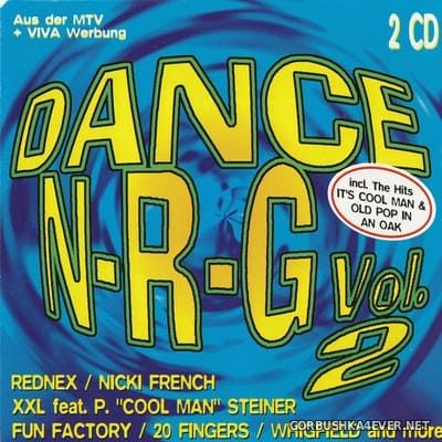 [ZYX] Dance N-R-G vol 2 [1995] / 2xCD