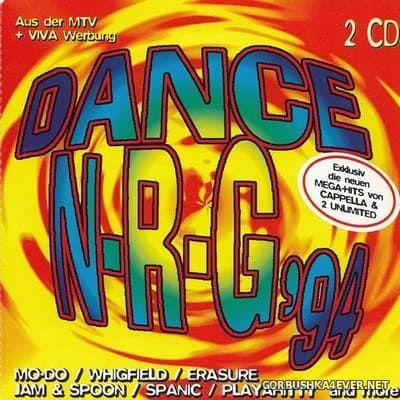 [ZYX] Dance N-R-G '94 [1994] / 2xCD
