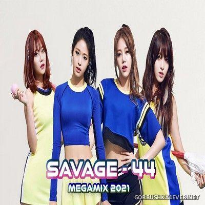 Morozoff - Dance & Energy Megamix [2021] by Savage-44