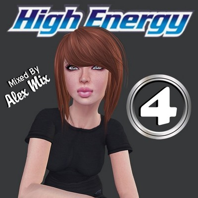DJ Alex Mix - High Energy Mix volume 04