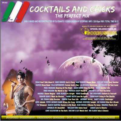 DJ Esanto - Cocktails and Chicks - The Perfect Mix 02
