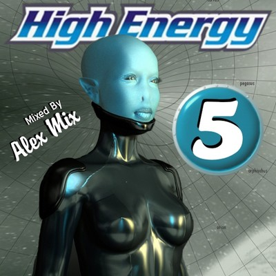 DJ Alex Mix - High Energy Mix volume 05