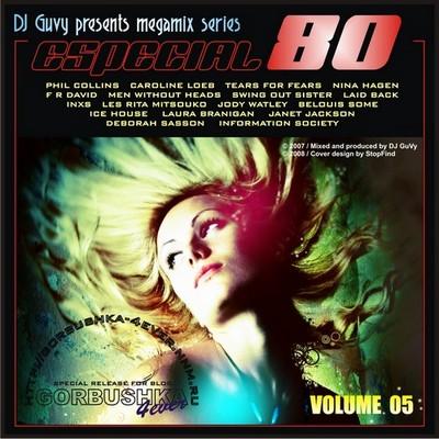 DJ GuVy - Especial 80s Mix - vol 05